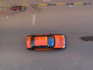 professzionális taxi fóliázás