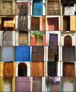 Minőségi fa beltéri ajtó