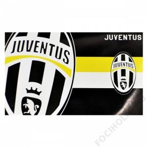 A Juventus focicsapat zászlója