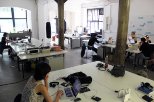 LOFFICE Coworking – Budapest