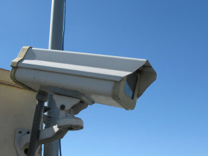 Kültéri megfigyelő kamera