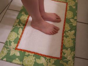 fürdőszoba szőnyeg