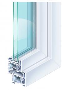 Hatékony védelmet nyújt a Kömmerling ablak
