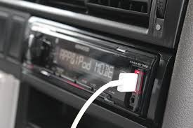 USB autórádió