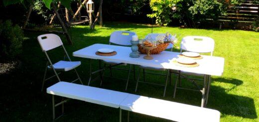 Rendezvény asztal