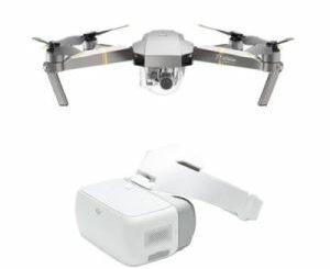 Drón bérlés rendezvényre VR szemüveggel