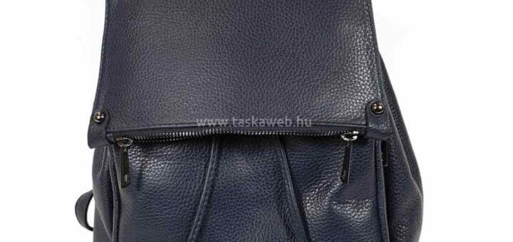 bőr női hátizsák